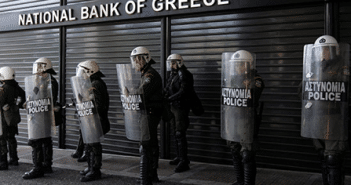 bankrun greece
