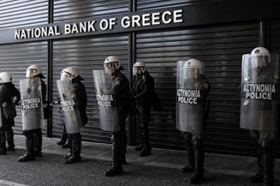 bankrun greece