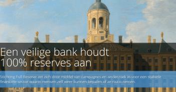 full reserve depositobank