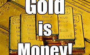 goud is geld