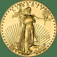 gouden American-Eagle