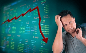 stock market lose