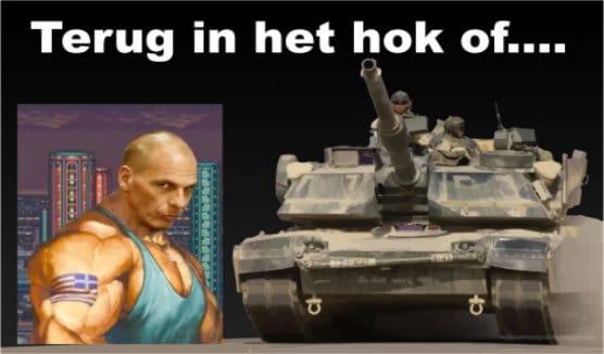 tank grieken
