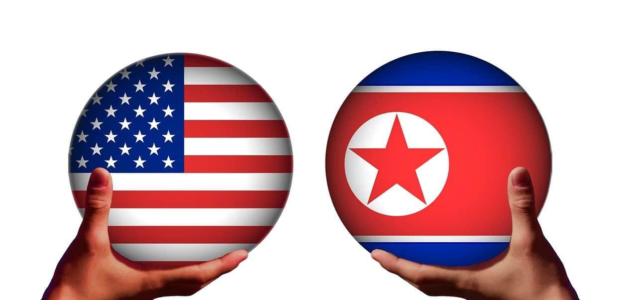 usa noord korea