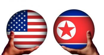 usa noord korea