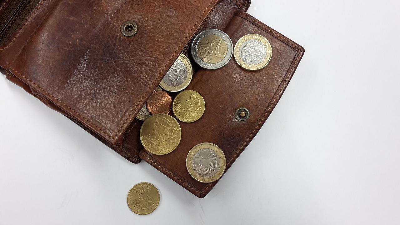 verborgen armoede