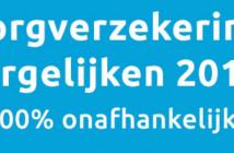 zorgverzekering 2018 vergelijken 2018